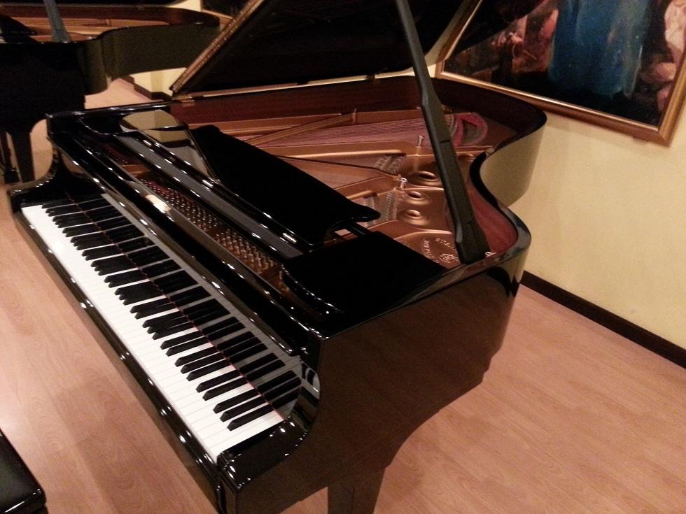 施坦威211三角钢琴—鲍德温自动演奏系统图片